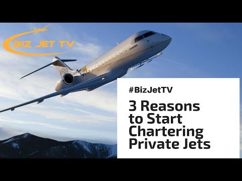 3 Reasons to Start Chartering PrivateJets
