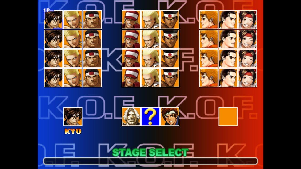 KOF '98 HD Screenpack - Downloads - The MUGEN ARCHIVE