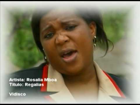 Rosalia Mboa - Regalias (Video Oficial)