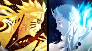 Naruto Shippuden OST 3 - Spiralling  Hot Wind (2016)