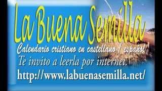 La Buena Semilla, Calendario cristiano en castellano / español