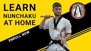 GMAU Nunchaku - Learn Nunchaku Online with the Best
