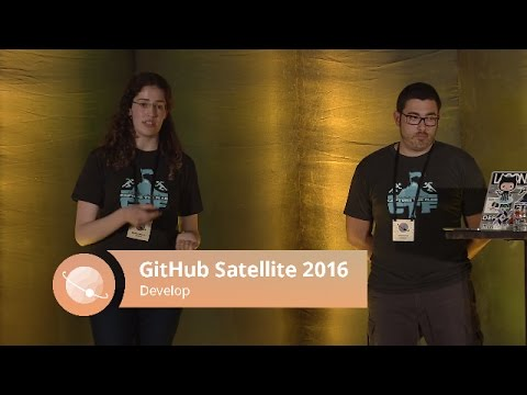 In pursuit of open source security - GitHub Satellite 2016