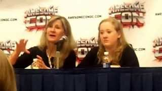 Veronica Taylor Awesome Con 2014