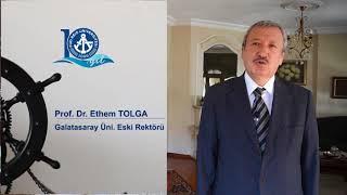 Gambar cover PRU 10. YIL Röportajları-Galatasaray Üniversitesi Eski Rektörü Prof.Dr. Ethem TOLGA