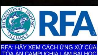 RFA nên lấy bài học từ Campuchia khi nuôi dưỡng đám cộng tác viên chống Nhà nước Việt Nam