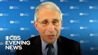 Dr. Fauci on COVID surge, Trump's recovery, holiday travel and more - Full interview