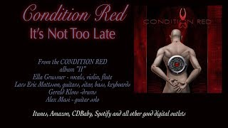 Condition Red - It