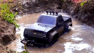 RC ADVENTURES - TTC 2012 - Eps 3 - SWAMP RUN - Scale 4x4 Truck Challenge(Click Here To Subscribe! ▻ http://bit.ly/JOovvU - the WETTER, the BETTER! What started as a TANK TRAP - quickly was converted into a SLOPPY WET MESS ..., 2012-08-18T02:24:45.000Z)