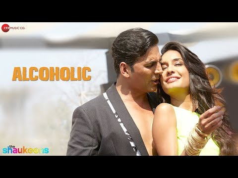 ALCOHOLIC  FULL  HD  The Shaukeens  Yo Yo Honey Singh  Akshay Kumar & Lisa Haydon