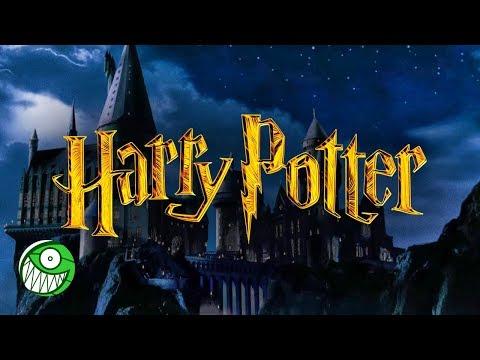 La historia secreta detrás de HARRY POTTER