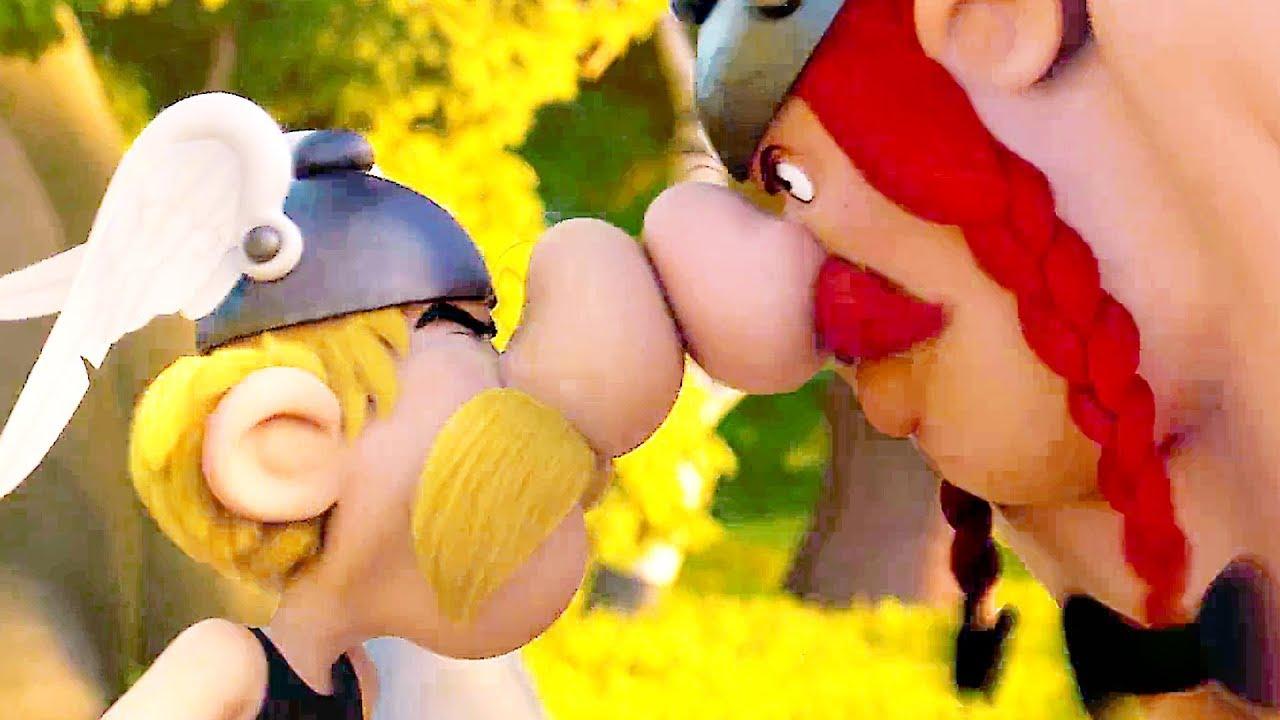 Asterix  Le Secret De La Potion Magique Bande Annonce