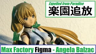 A look at Max Factory's Figma 272 Angela Balzac from Expelled From Paradise. #楽園追放 #figma #expelledfromparadise I hope you enjoy the video! よろしく ...