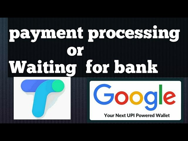 Tez app i loose my money money debited but amount not received it says payment processing or waiting