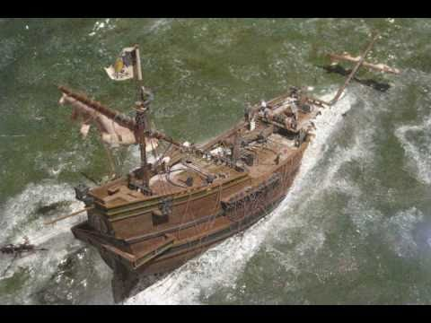 The Sinking Of The Galleon Atocha, 1622 - The Model