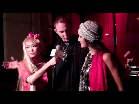 Eric Zuley on Actors Reporter with Bria Roberts & Yi Yan