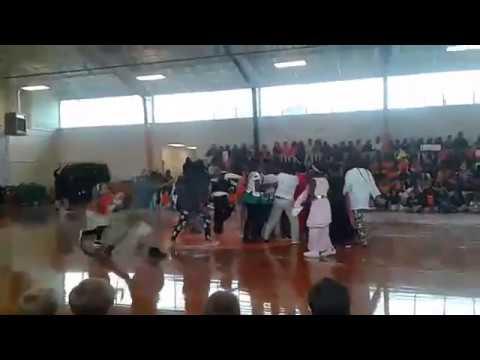 Union Parish Elementary School 4th and 5th grade Thriller Dance