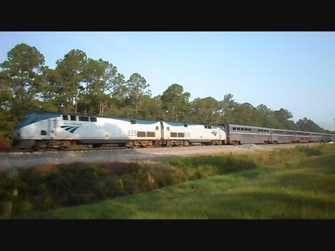 Amtrak Auto Train The Longest Passenger Train In The USA