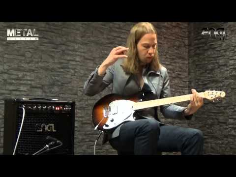 ENGL TV - MetalMaster Combo demo by Marco Wriedt