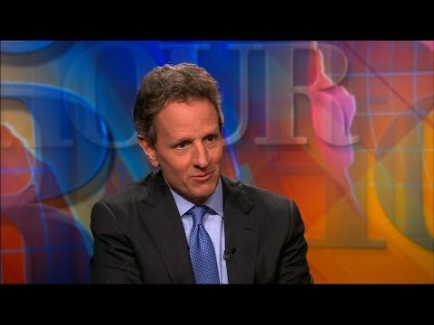 Timothy Geithner reflects on scars of the financial crisis