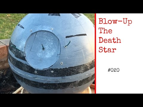 020 How to Make the Star Wars Death Star