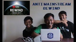 Reaction Youtube Rewind Indonesia Bekasi 2017 bareng Seru-seru.com, Leonardgrv, dan IkyyyBross