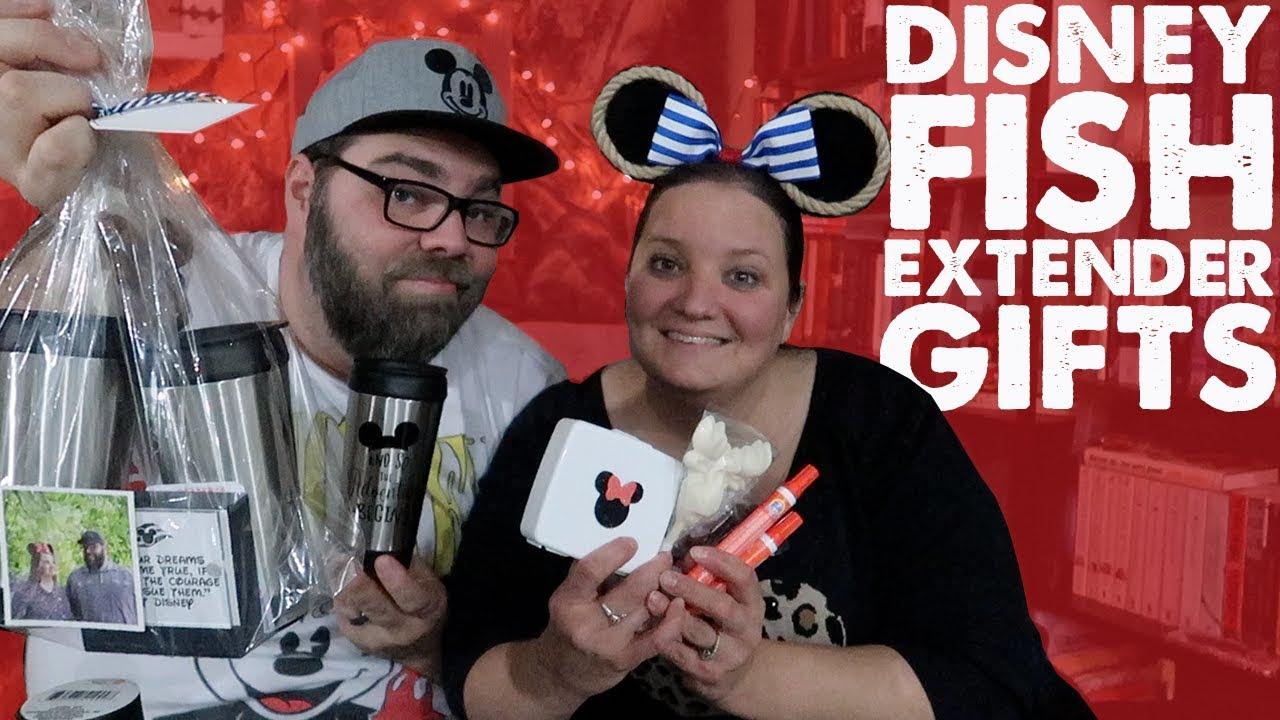 #DIsneyCruise #FishExtender #Disney