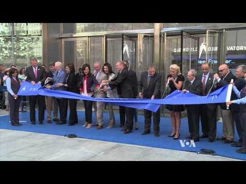 New York's One World Trade Center Observatory Opens to Public
