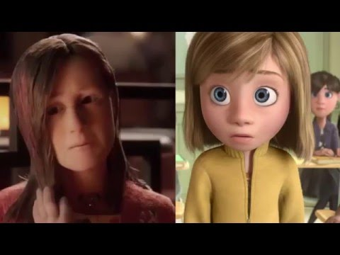 Charlie Kaufman and Duke Johnson about Pixar's Inside Out