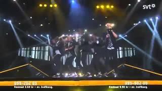 Panetoz - Efter solsken - Melodifestivalen 2014