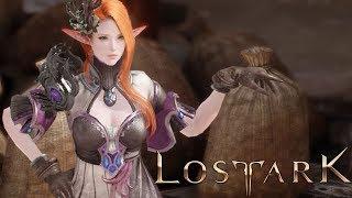 Lost Ark Summoner Gameplay Full Zone Questing & Dungeons