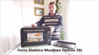 Forno Elettrico Moulinex Optimo 39L