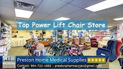 Top Power Lift Chair Store Jacksonville Fl and Jax Florida Review