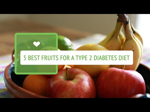5 Best Fruits for a Type 2 Diabetes Diet