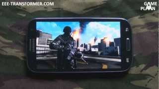 Обзор игры Modern Combat 3: Fallen Nation