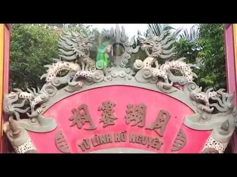 Cau Linh Gia CHua Nguyet Ho