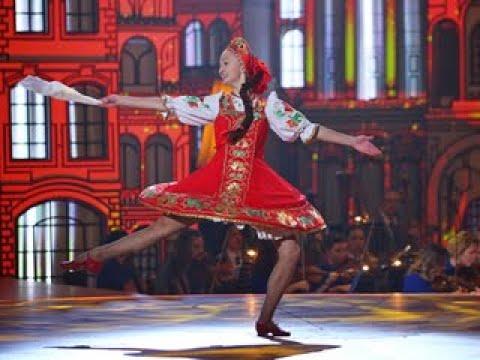 Анастасия Александрова. Русская