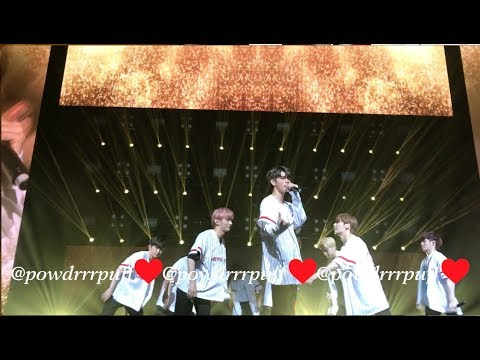 FANCAM - Gold - WANNA ONE : ONE THE WORLD - Dallas 180626