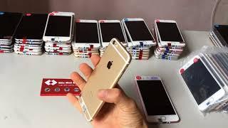 Iphone 6 16gb giá rẻ nhất giá 3tr200 (bản quốc tế LL/A,JA)  và 1 số lưu ý chọn máy LH:024.2282.2233