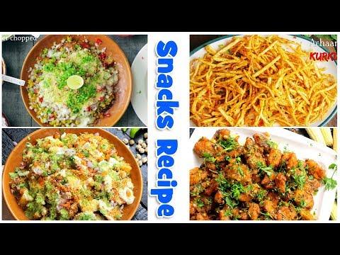 South Indian Snacks Recipes In Telugu | Easy Evening Tea Snacks Recipe | Village Travel Food