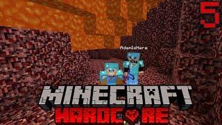 NETHER BOZUK ÇIKTI !! Minecraft 1.13 Hardcore #5 (18w16a Snapshot)