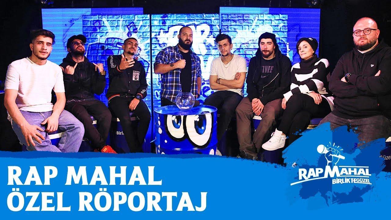 Rap Mahal Birlikte Güzel - Özel Roportaj
