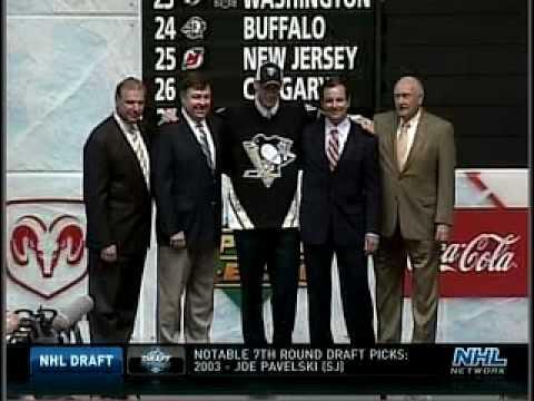 Jordan Staal--2006 Draft