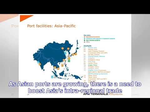 Early delivery of rcep could increase demand for new port facilities in asia-pacific