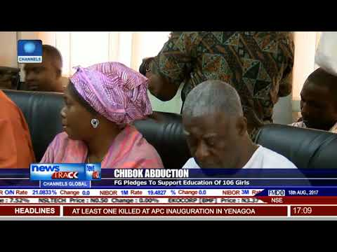 Chibok Abduction: FG Pledges To Support Education Of 106 Girls
