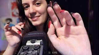 3..2..1.. TI AIUTO A DORMIRE!♥ (Multi layer) |ASMR Italiano