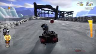 Modnation Racers PS3 - Gameplay [HD]