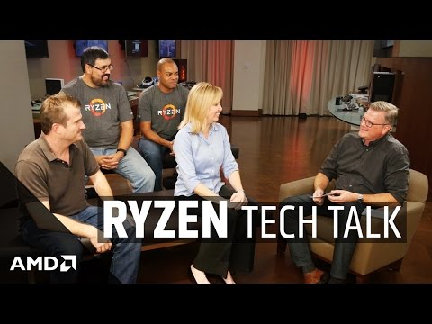 Ryzen Tech Talk
