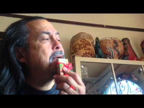 how to make a homemade panpipe