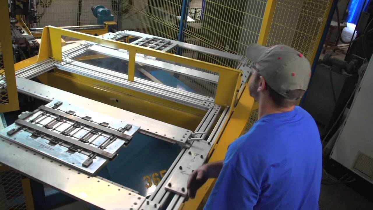 Precision Medical Basket Manufacturer - Acme Wire Products - YouTube